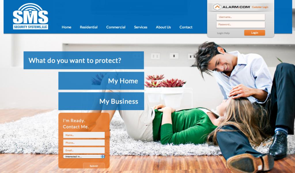 SMS Website