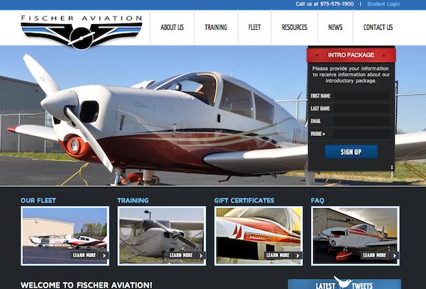 fischer aviation screenshot 2
